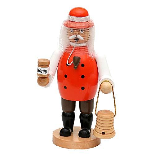 Unbekannt SIGRO Holz Räuchermann Imker Räuchermännchen Weihnachtsfigur Räucherfigur