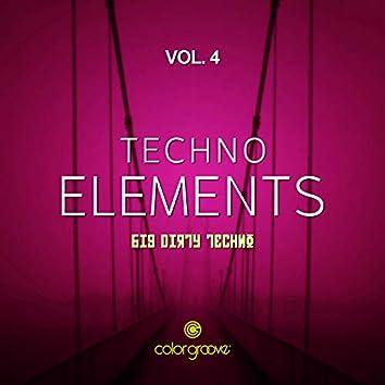 Techno Elements, Vol. 4 (Big Dirty Techno)