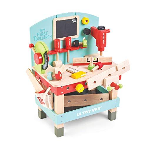Le Toy Van- Construction Jouet en Bois-Mon Premier Atelier, TV448