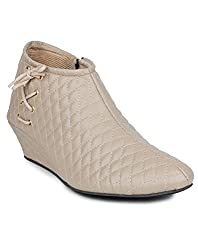 BEPS Stylish and  Fashionable Synthetic Ankle Boots For Women