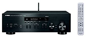 Yamaha MusicCast RN402D Network Receiver with Airplay, Bluetooth and DAB - Black