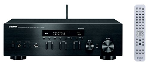 Yamaha MusicCast RN402D Network Receiver with Airplay, Bluetooth and DAB -...