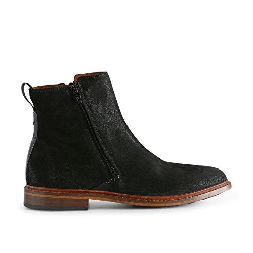 Shoe the Bear STB1392, Bottines Classiques Homme - Noir - Noir (Black 110), 42 EU