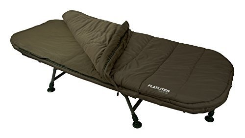 Fox Flatliner MK2 Bedchair and Sleeping Bag System CBC050 by Fox Head