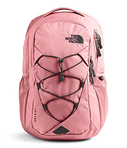 The North Face W Jester Mauveglw/Asphgy Daypack, Mujer, mauveglow/Asphalt Grey, OS