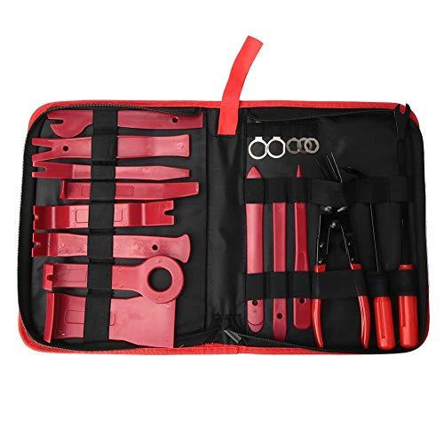 19-teiliges Werkzeug-Set zum Entfernen von Verkleidungen, für Armaturenbrett, Audio Radio zum Entfernen und Reparieren