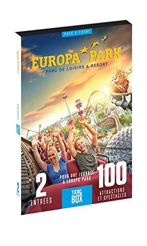 Tick&Box - Coffret Cadeau Entrées Parc Europa Park