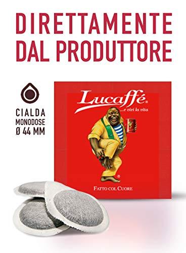 Lucaffè Classic, E.S.E. Pads, 1er Pack (1 x 150 Stück)