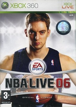 Electronic Arts  NBA live 06