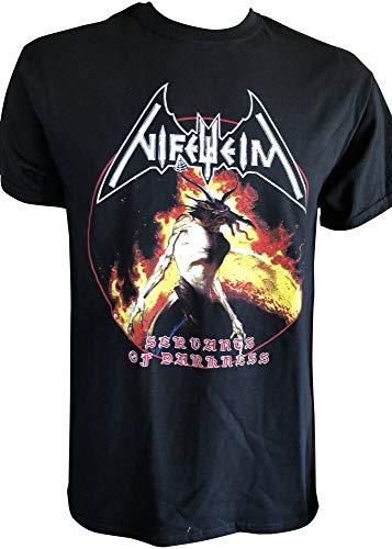 Nifelheim Servants Of Darkness Hellfire Gildan T-Shirt XL