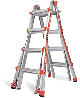 Little Giant Type 1A Classic Multi-Use Ladder - 17-ft, Model# M17