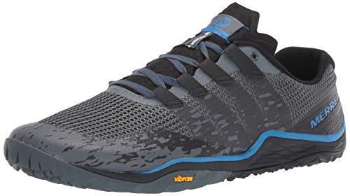 Merrell Men's Trail Glove 5 Sneaker, Turbulence, 11.0 M US