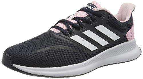 adidas Runfalcon, Zapatillas de Carretera para Mujer, Legend Ink/Cloud White/Clear Pink, 40 EU