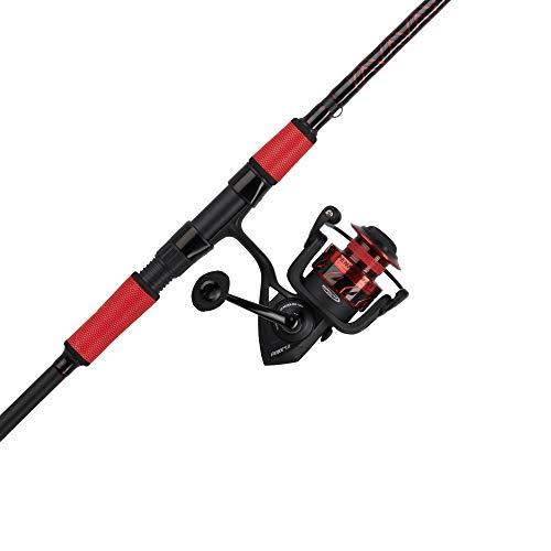 Penn Fierce III LE Spinning Reel and Fishing Rod Combo - FRCIII2500LE701ML