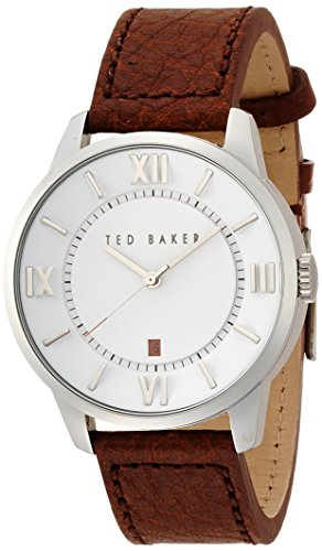 Ted Baker Three-Hand Leather - Brown Men