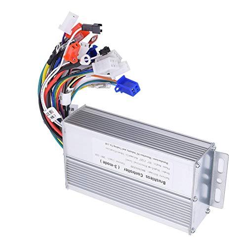 Hoseten 1000W-1500W Kit de Controlador sin escobillas Controlador de Motor de Scooter...