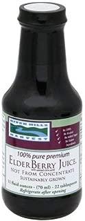 River Hills Harvest 100% Pure Elderberry Juice