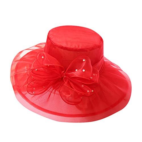 Aploa Frauen Mädchen Fascinators Hair Clip Haarnadel Hüte & Feder Cocktail Hochzeit Tea Party Hat Elegant Haarklammer Haarschmuck