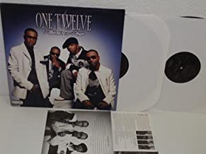 112, ONE TWELVE Pleasure & Pain 2-LP Def Soul B0003784-01 double vinyl album