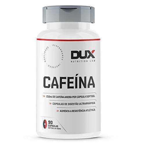 Cafeína (90 caps), Dux Nutrition