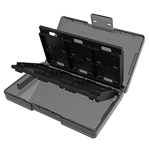 Zinniaya voor Nintendo Storage Box Switch Box cassette 24 in een geheugenkaart, SD-kaart, opbergdoos, cassette