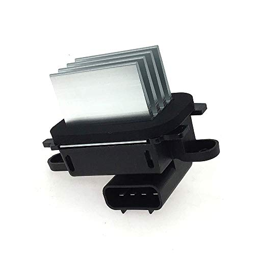 HVAC Blower Motor Resistor AC Blower Control Module Fits 2009-2017 Ford Expedition 2009-2014 Ford F150 2009-2017 Lincoln Navigator Replace BL3Z-19E624-A BL3Z19E624A YH-1829 YH1829