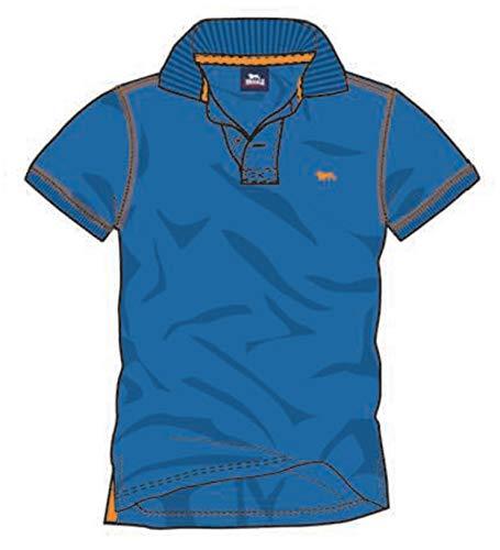 Polo de hombre de manga corta de algodón original Piquet Regular Fit camiseta de manga corta 100% algodón para la playa, deportes, tenis, barco