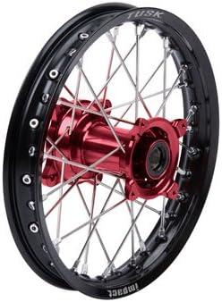 Import Max 59% OFF Impact Complete Wheel - Rear 14 x Re 1.60 Rim Spoke Silver Black