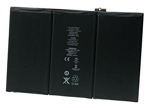 2020er DINOCELL® ERSATZ AKKU FÜR ORIGINAL IPAD 3 & IPAD 4 Model A1389, A1430 11560mAh Tablet Batterie NEUSTE Produktion 2019