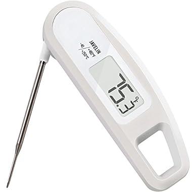 Lavatools PT12 Javelin Digital Instant Read Meat Thermometer (Milk)