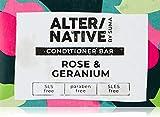 Barra acondicionadora Alter/Native Rose y Geranio, 95 g