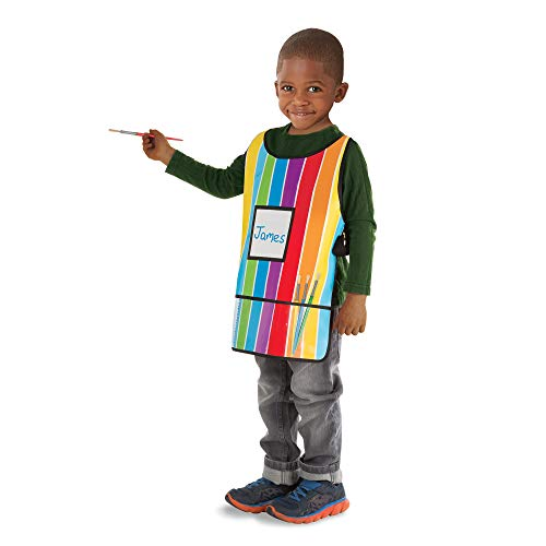 Melissa & Doug Artist Smock,Multi-color,Child