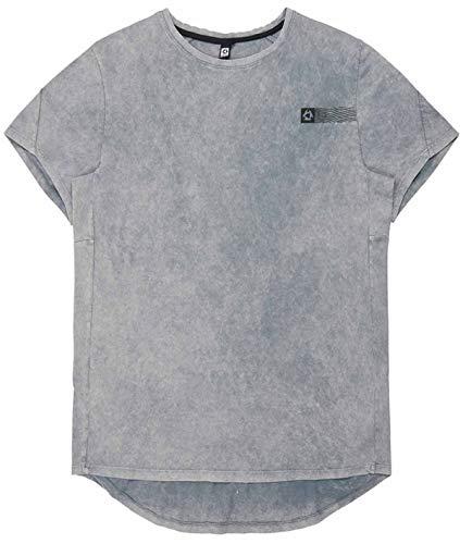Mystic Watersports - Surf Kitesurf & Windsurfing Muse T-shirt Top December Sky - 100% katoen
