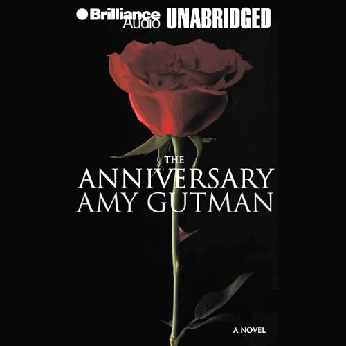The Anniversary audiobook cover art