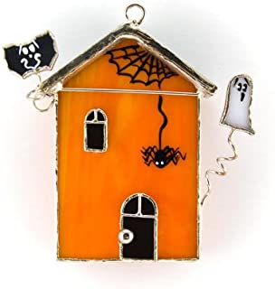 Switchables Glass Cover, Haunted House