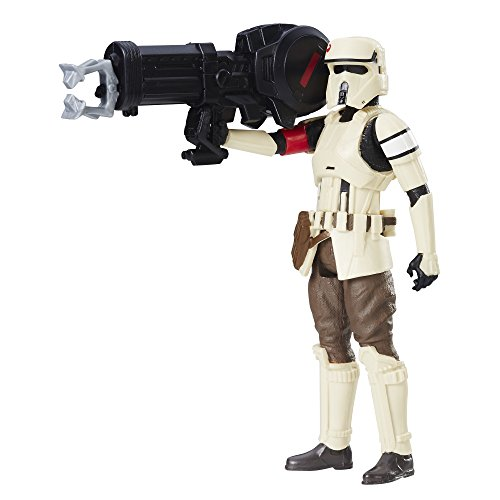 STAR WARS Rogue One Shoretrooper 9.5cm Action Figura