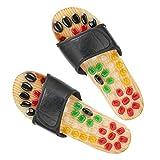 CUTULAMO Zapatilla, Que Promueve Un Mejor Flujo Sanguíneo Y Se USA De 10 A 20 Minutos Cada Vez Zapatilla De Masaje De Pies para La Mayoría De Los Tipos De Pies(39-40)