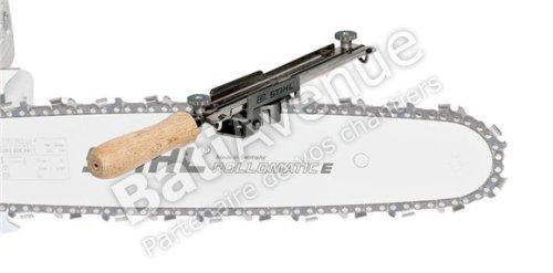Stihl 56140007503 Schleifhilfe für Kettensäge FF1 für 3/8-Gewinde,Ø 4,0mm