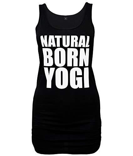 Natural Born Yogi Yoga Tank Top (M)