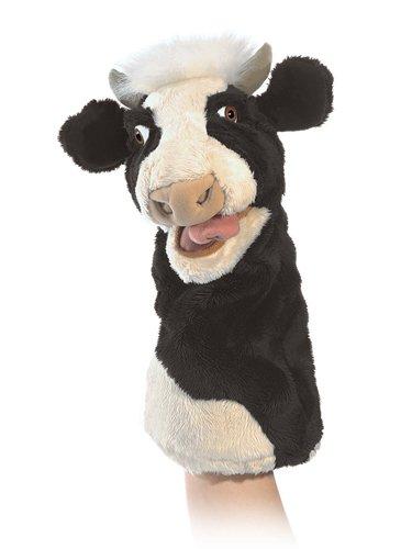 Folkmanis Handpuppe Puppet MUH Kuh für die Puppenbühne 3088