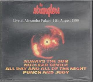ALWAYS THE SUN CD UK EPIC 1990 4 TRACK LIVE AT ALEXANDRA PALACE PIC DISC B/W NUCLEAR DEVICE LIVE, ALL DAY AND ALL OF THE NIGHT LIVE AND PUNCH AND JUDY (6564305)