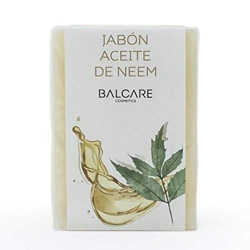 Balcare Jabon Aceite De Neem 100 Gr 100 Gramos 100 ml