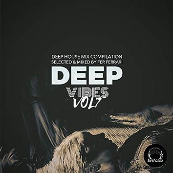 Deep Vibes, Vol. 7 (Deep House Mix Compilation Selected & Mixed by Fer Ferrari)