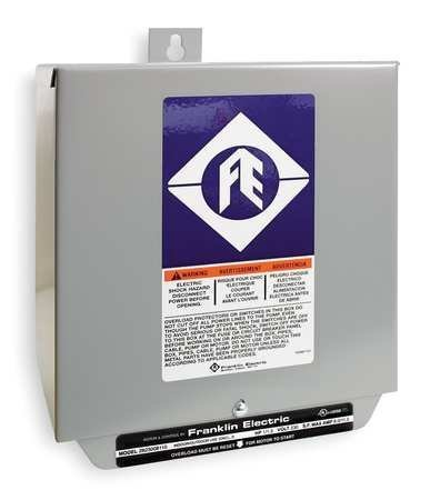 Franklin Electric 1 1/2 1.5 Hp Submersible Water Pump Control Box