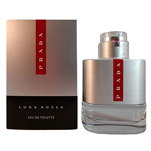 Prada Luna Rossa homme / men, Eau de Toilette, Vaporisateur / Spray 50 ml, 1er Pack (1 x 50 ml)