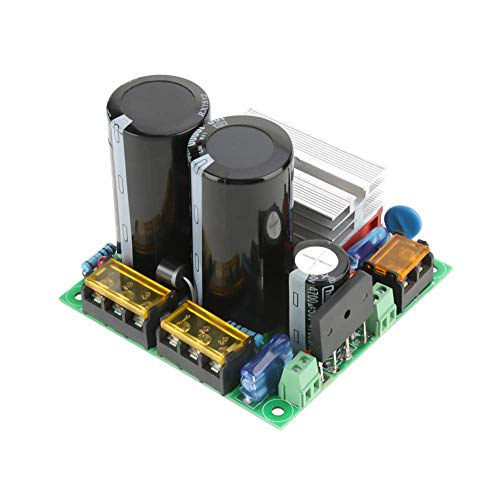 CLJ-LJ 2 Channel Power Supply Rectifier Board Module with Fuses 50A