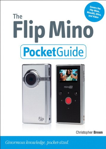The Flip Mino Pocket Guide (Peachpit Pocket Guide) (English Edition)