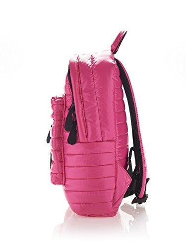 Mueslii Mini Due Daunen-Rucksack, mittelgroß, gepolstert, leicht und geräumig, Pink (Pink) - MiDue_4