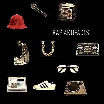 Rap Artifacts (feat. Gene Fiero & Edo. G)
