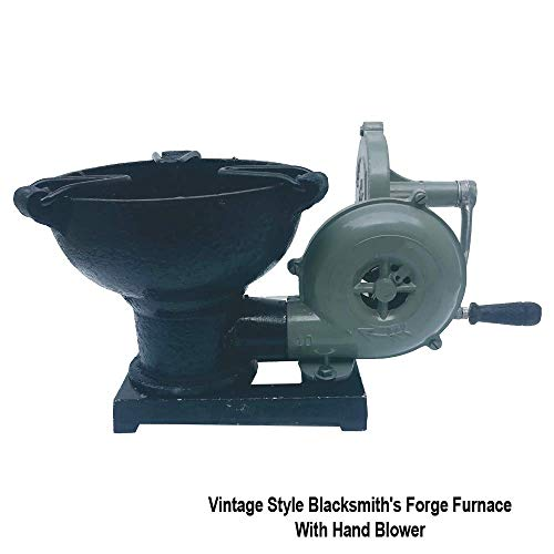 Vintage Style Blacksmith's Forge Furnace